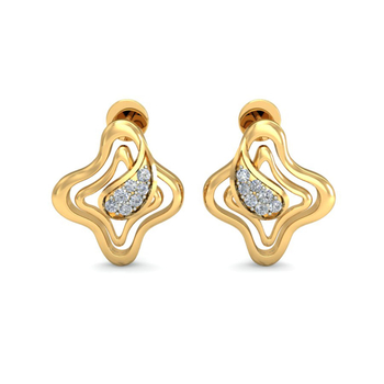 Ornomart's rising star Earrings