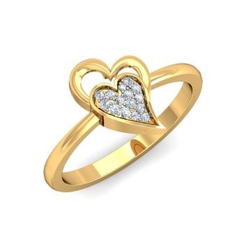 Ornomart's eternal love Ring