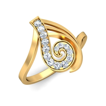 Ornomart's exclusive beauty Ring