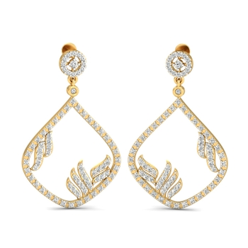 Parshva Jewels' Innocence earrings