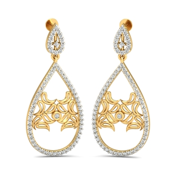 Parshva Jewels' Vintage versatile hanging earrings