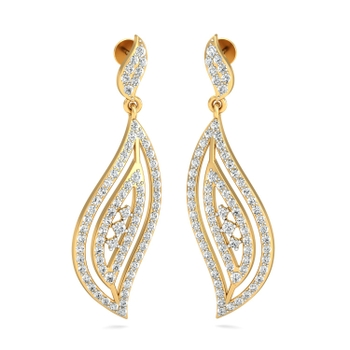Parshva Jewels' Exotic Earring PJ-ER-1102