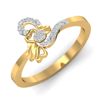 Parshva Jewels' Breeze Ring