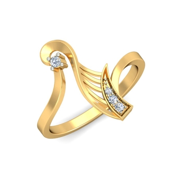 Parshva Jewels' Afsana Ring
