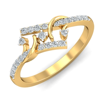 Parshva Jewels' Naaz ring