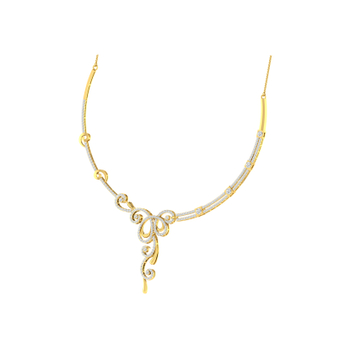 Parshva Jewels' Impressive Necklace PJ-NECKLACE-0012