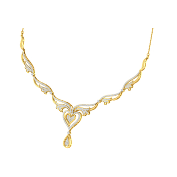Parshva Jewels' Impressive Necklace PJ-NECKLACE-0013