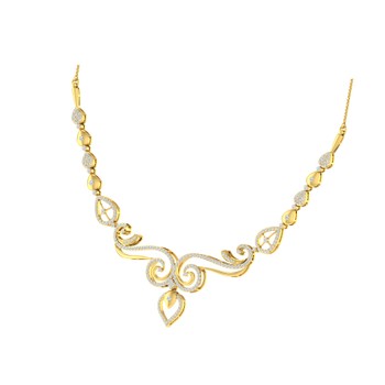 Parshva Jewels' Impressive Necklace PJ-NECKLACE-0009