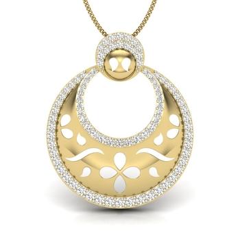 Charmin Designer Diamonds Pendant