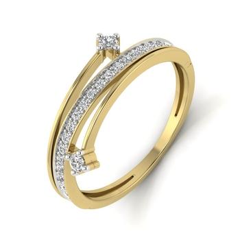 Eleena Diamonds Weding Ring