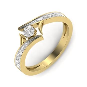 stela Diamonds Ring
