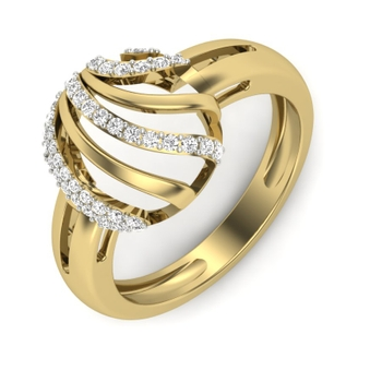 Simona Promise Diamonds Ring