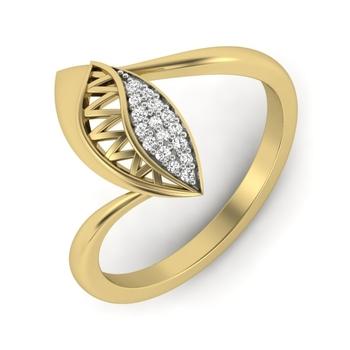 Saloni Design Diamond Ring
