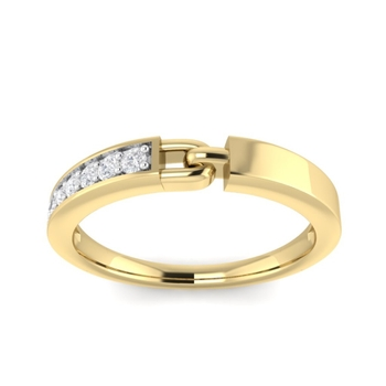 Natural Round Diamond Eternity Ring For Women