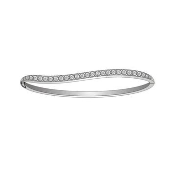 Sarvada Jewels' The Kelly Bracelet