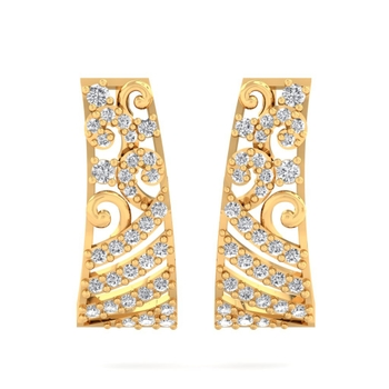 Sarvada Jewels' The Christina Hopp Earrings