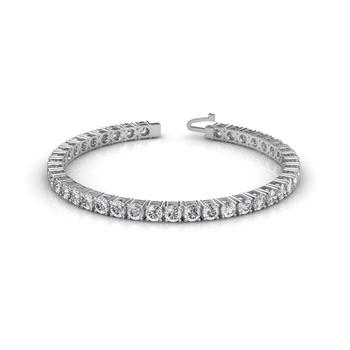 Sarvada Jewels' The Dazzling Tennis Bracelet
