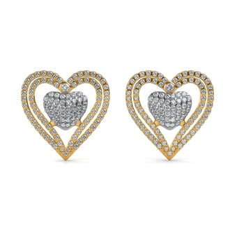 Sarvada Jewels' The Sweetheart Earrings