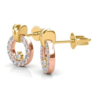 Sarvada Jewels' The Carol Earrings