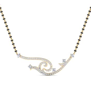Sarvada Jewels' The Amiraa Mangalsutra