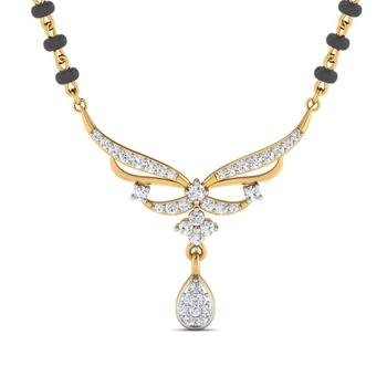 Sarvada Jewels' The Sumaiya Mangalsutra