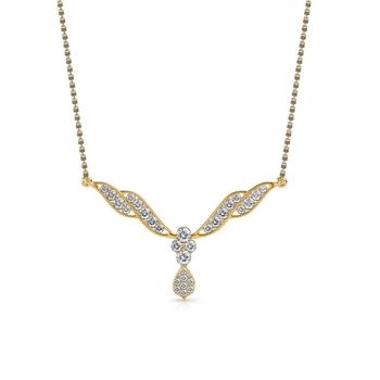 Sarvada Jewels' The Saraswati Mangalsutra