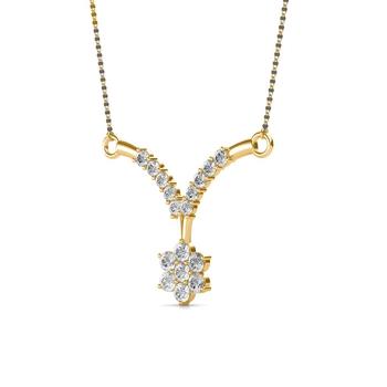 Sarvada Jewels' The Swarna Mangalsutra