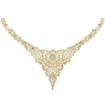 Sarvada Jewels' The Celine Diamond Necklace