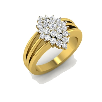 Sarvada Jewels' The Emma Ring