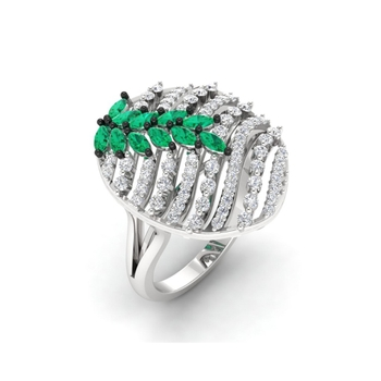 Sarvada Jewels' The Aragasia Ring