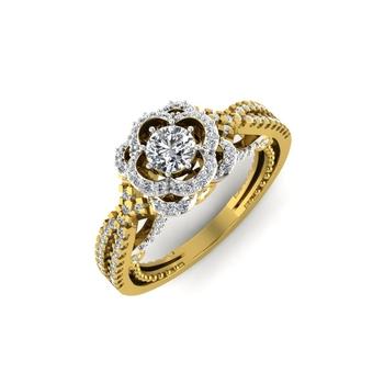 Sarvada Jewels' The Magnasia Ring