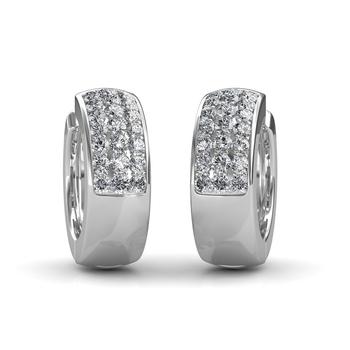 Sarvada Jewels' The Resonant Hoop Earrings