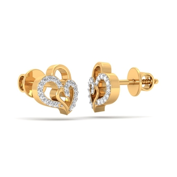 Sarvada Jewels' The Amorette Earrings