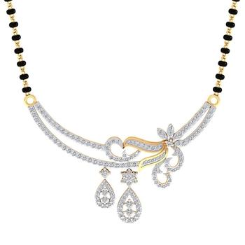 Sarvada Jewels' The Anvesha Mangalsutra