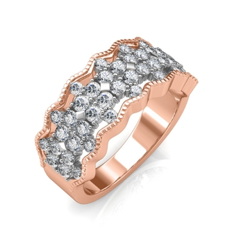 Sarvada Jewels' The Reeva Lace Ring