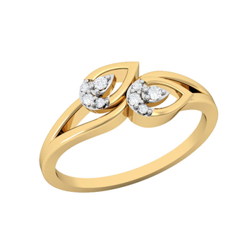 Vachya Diamond Ring 14K VDR-01