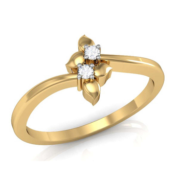 Vachya Diamond Ring 14K VDR-27