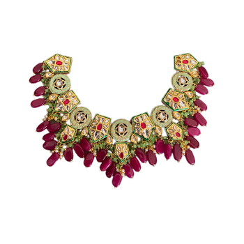Akash Art Necklace 05