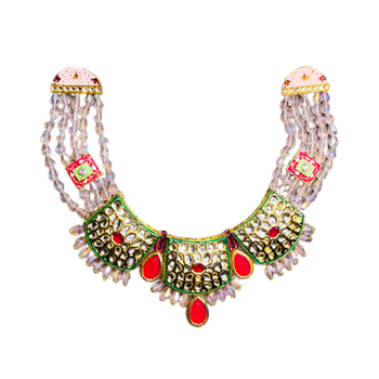 Akash Art Necklace 06
