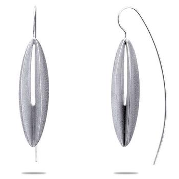 Silver Shine 92.5 Sterling Wing Drop Silver Earringfor Women & Girls
