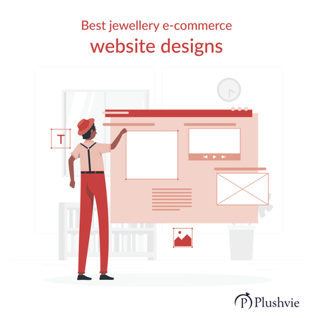 Best jewellery e-commerce website designs