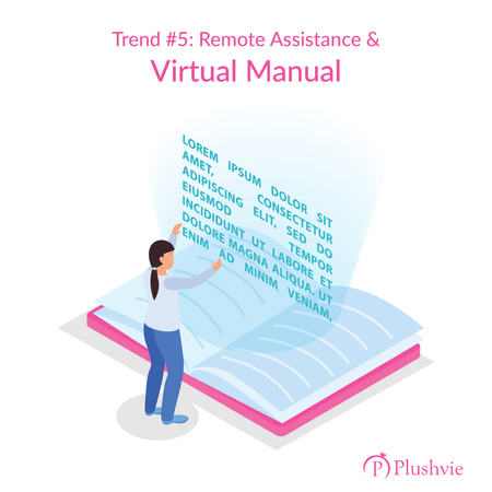 Remote Assistance and Virtual Manual