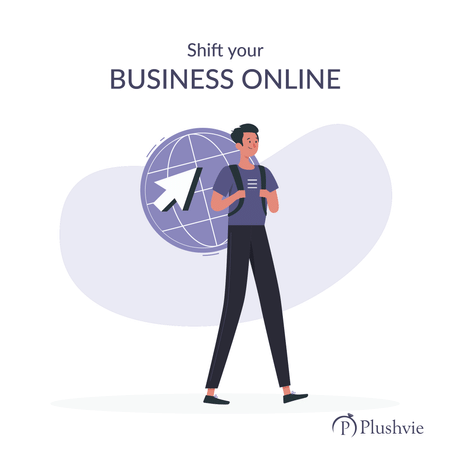 7 WAYS TO SHIFT YOUR BUSINESS ONLINE