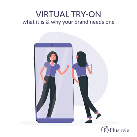 Virtual try-on: What is virtual try-on & why your brand should have one!