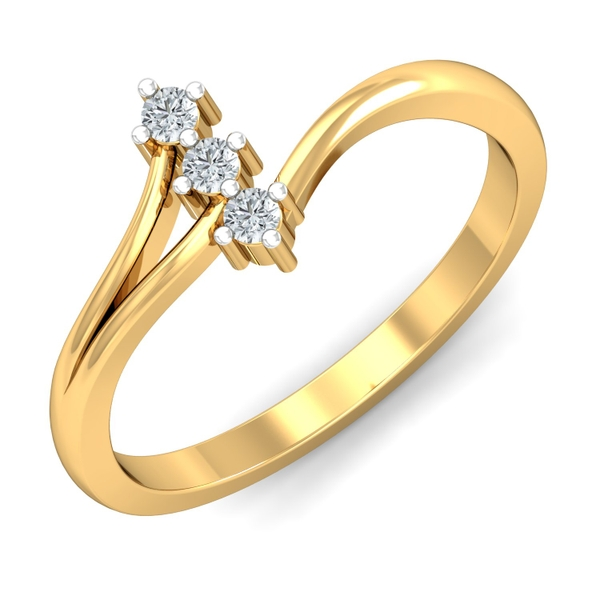 Parshva Jewels' Parveen ring