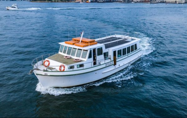 Galene (Covid Capacity: 45 Guests)