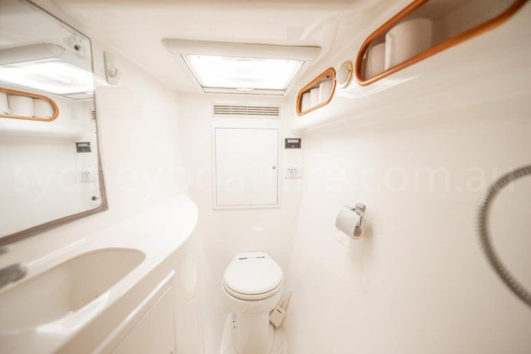 Sydney boat hire on cloud 9 20