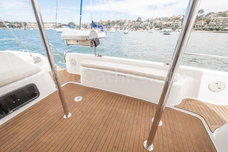 Sydney boat hire on cloud 9 22