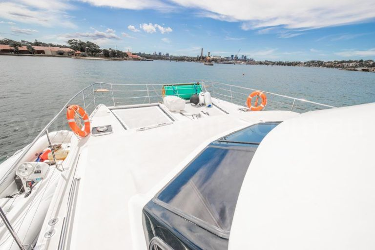 Sydney boat hire on cloud 9 24