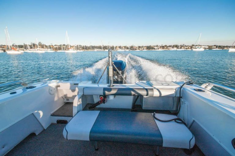 self drive boat hire sydney easyrider 2 11